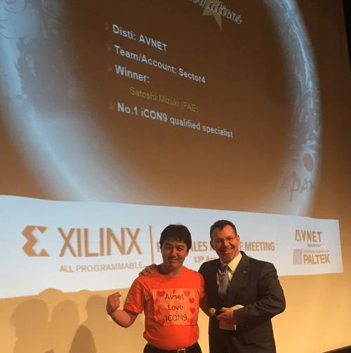 Japan ICON9 Champion