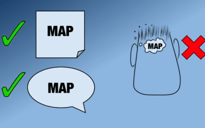 ICON9 Tip: The Right MAP